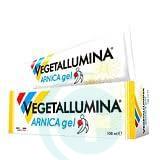 Pietrasanta Pharma Vegetallumina Arnica Gel 100 Ml